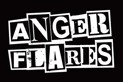 ANGER FLARES Official Site